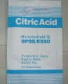 Axit chanh (Citric acid monohydrate /anhydrous)